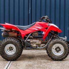 Honda TRX250X 2013