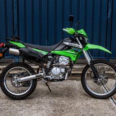 Kawasaki KLX250S 2012