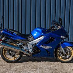 Kawasaki ZZR1200 2003