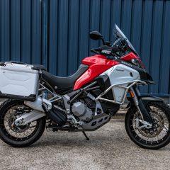 Ducati Multistrada 1200 S T-Pack 2016