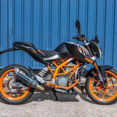 KTM 390 Duke 2016