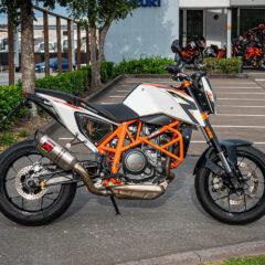KTM 690 Duke R 2014
