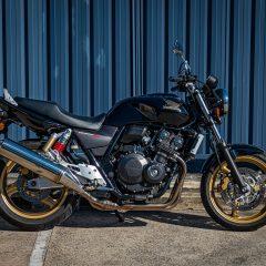Honda CB400 2011