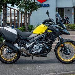 Suzuki V-Strom 650XT 2018