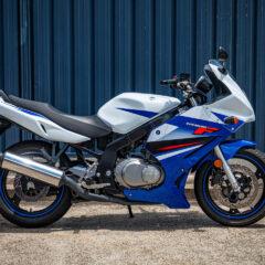 Suzuki GS500F 2011