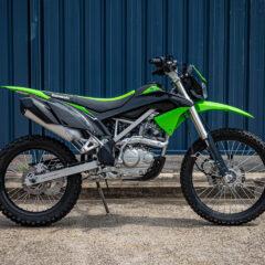 Kawasaki KLX150BF 2017