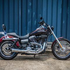Harley-Davidson Dyna Super Glide Custom 2013