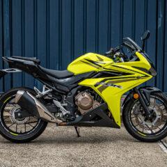 Honda CBR500R ABS 2017