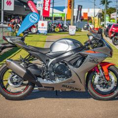 Suzuki GSX-R750 2021