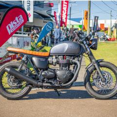 Triumph Bonneville T120 Black 2017