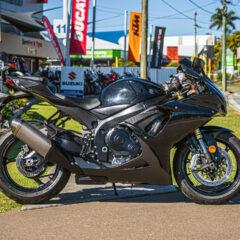 Suzuki GSX-R750 2019
