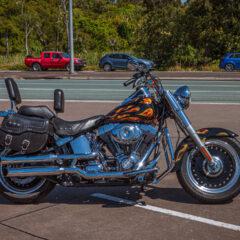 Harley-Davidson Fat Boy 2007