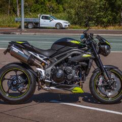 Triumph Speed Triple RS 1050 2020