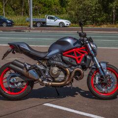 Ducati Monster 821 2017