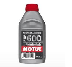 Motul RBF 600 Factory Line Brake Fluid (500ml)