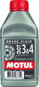 Motul DOT 3&4 Brake Fluid (500ml)