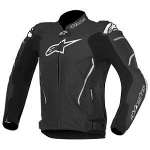 BlackAlpinestars Atem Leather Jacket