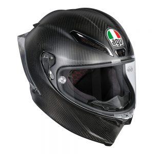 Matt Carbon AGV Pista GP R Helmet
