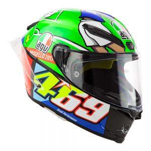 Rossi Mugello 2017 (Limited Edition) AGV Pista GP R Helmet