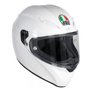 Pearl White AGV Veloce S Helmet