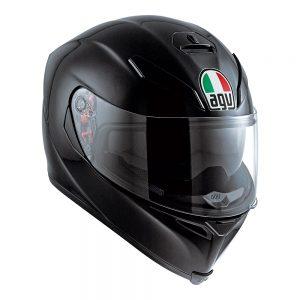 Black AGV K-5 S Helmet