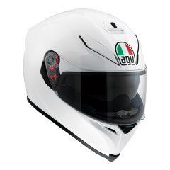 Pearl White AGV K-5 S Helmet