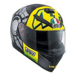 Winter Test AGV K-3 SV Helmet
