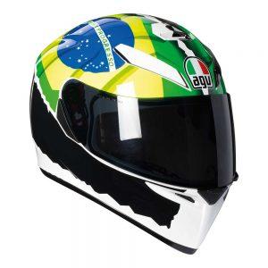 Morbidelli AGV K-3 SV Helmet