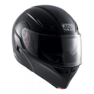 Black AGV Compact ST Helmet