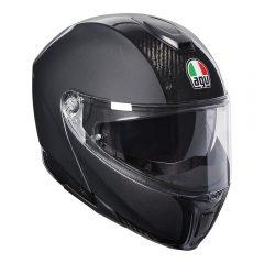 Carbon/Dark Grey AGV Sportmodular Helmet