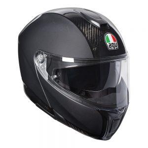 AGV Sportmodular Helmet - Carbon/Dark Grey