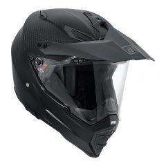 Carbon Matt AGV AX-8 Dual Carbon Helmet