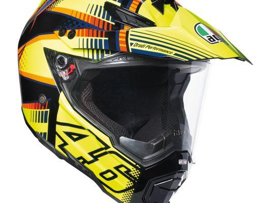 Soleluna 2015 AGV AX-8 Dual Evo Helmet