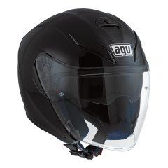 Matt Black AGV K-5 Jet Helmet