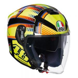 Soleluna AGV K-5 Jet Helmet