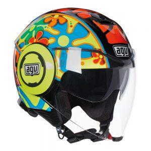 Valencia 2003 AGV Fluid Helmet