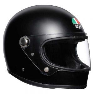 Matt Black AGV X3000 Helmet