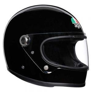 Black AGV X3000 Helmet