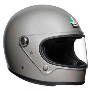 Matt Light Grey AGV X3000 Helmet