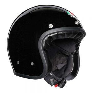 Black AGV X70 Helmet