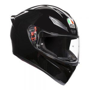 Black AGV K1 Helmet