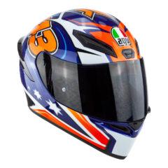 Miller 2015 AGV K1 Helmet