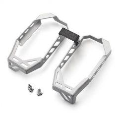 KTM Aluminium Radiator Protection
