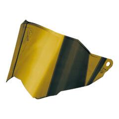 Iridium Gold AGV Dual 1 Visor