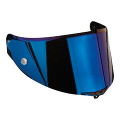 Iridium Blue AGV Race 3 Visor