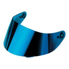 Iridium Blue AGV GT4 Visor