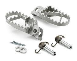 KTM Footpeg Kit