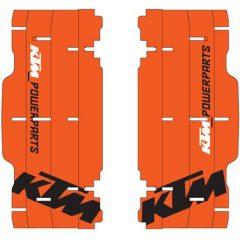 KTM Radiator Protection Sticker Kit