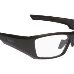 7b514edfcb33 Ugly Fish Cannon RS3303X Glasses Matt Black Frame + Clear Lens