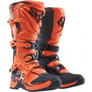 Fox Comp 5 MX Boots - Orange